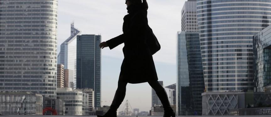 Women Are Better At Climbing the Economic Ladder ThanMen