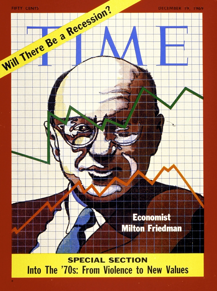 Milton Friedman: The Man Who Can't Be Moved