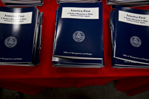 Trump Budget: Good Luck With Your Three Percent