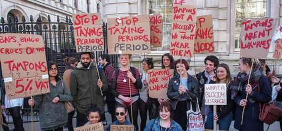 No use in tampering with the tampontax