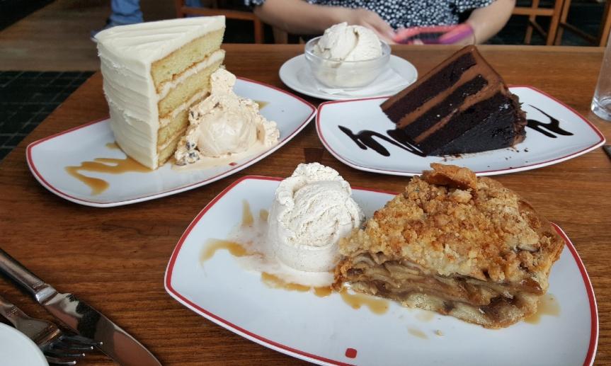 Cake, To-Go Boxes, and Diminishing MarginalReturns