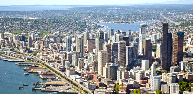 Seattle: Known For Planes, Coffee and Minimum WageHikes