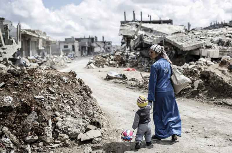 Collier's Hope for theSyrians
